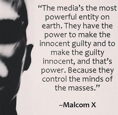 How does the media control you?