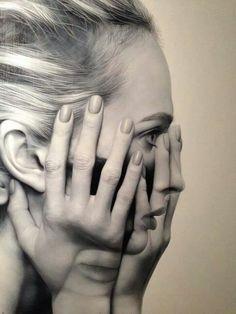 """""""Oil Painting"""" Tigran Tsitoghdzyan.. Wow. In depth! ..Interesting"""