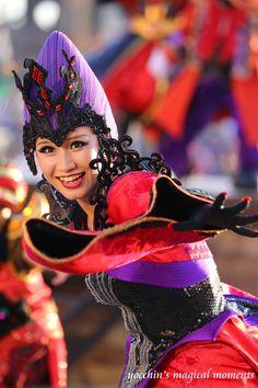 ヴィラワ2018ベストショット❤ | yocchin's magical moments Carnival Festival, Dancers, Monsters, Disney Characters, Fictional Characters, Snow White, Wonder Woman, In This Moment, Superhero