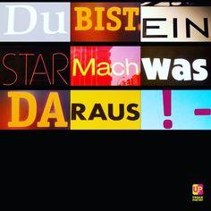 Du bist ein Star ...   #ibes #rtl #dschungelcamp #urbanpoetry #berlin #wien #zürich #sydney #tv Ich bin ein Star - Holt mich hier raus!