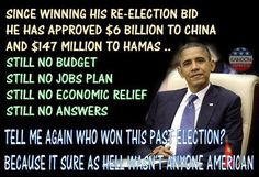 FAILURE  Come one people this is absolutely disgusting!!! NO BUDGET??? How's that even happen?  Spending Spending and more spending WHO does know that it's the worst for our country?  NO Answers on ANYTHING!!! WHY ISN'T HE IMPEACHED?  THAT'S THE REAL FAILURE!!!!!  Can you say corrupt government?