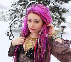 Beyond beautiful pic of the incredibly talented @hazypaisley wearing our Cleopatra Necklace ॐ www.ohmboho.com ॐ
