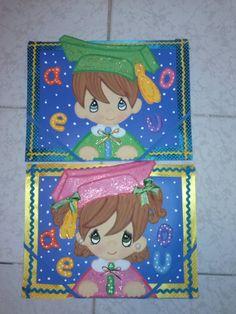 Decorado para aulas infantiles (carpetas graduación)