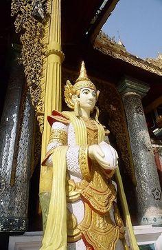 Yangon - Shwedagon Paya, Myanmar