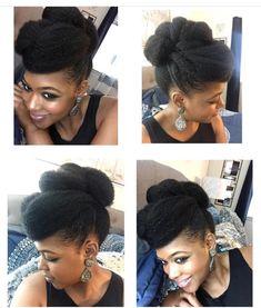 Natural Hair Wedding, Natural Wedding Hairstyles, Natural Hair Braids, Natural Afro Hairstyles, Natural Hair Updo, African Hairstyles, Bride Hairstyles, Natural Hair Styles, Bridal Hair Updo