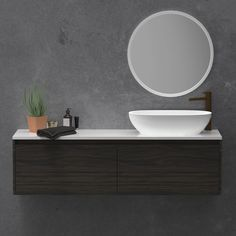 Stanza Opaco, a new addition to the Stanza bathroom furniture collection features a matt white solid surface vanity top that is soft to touch and exceptionally practical, designed to be combined with any bench mounted or inset basin. Bathroom Furniture, Bathroom Interior, Inset Basin, Furniture Collection, Double Vanity, Interior Styling, Kitchen Design, Drawers, Mirror