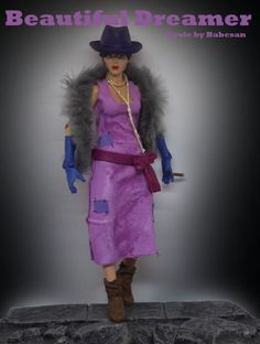 Beautiful Dreamer (Morlocks) (Marvel Legends) Custom Action Figure