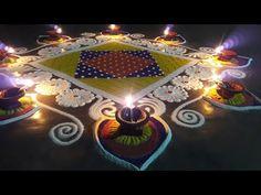 ഓണം പൂക്കം പ്രത്യേക ഡിസൈനുകൾ | Onam special Flower Rangoli | Onam Pookalam - YouTube Rangoli Designs Latest, Rangoli Designs Flower, Rangoli Ideas, Rangoli Designs Diwali, Diwali Rangoli, Flower Rangoli, Beautiful Rangoli Designs, Diwali Special Rangoli Design, Free Hand Rangoli Design