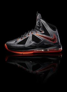 check out d1125 8c543 Nike lebron x lava Nike Flyknit, Nike Shox, Nike Roshe, Roshe Shoes,
