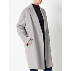 Buy John Lewis Cocoon Coat, Silver Grey Online at johnlewis.com