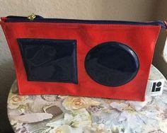 Estee Lauder Waterproof Cosmetic Makeup Bag Design by Lisa Perry New   eBay