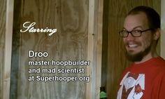 How to make a Polypro Hoop Video Series | Superhooper.org