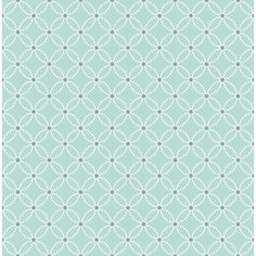 Totem Wallpaper In Turquoise Design By York Wallcoverings Cad