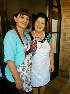 chef Alba with our guest at villa La Mucchia Villa, Sari, Fashion, Saree, Moda, Fashion Styles, Fashion Illustrations, Fork, Villas