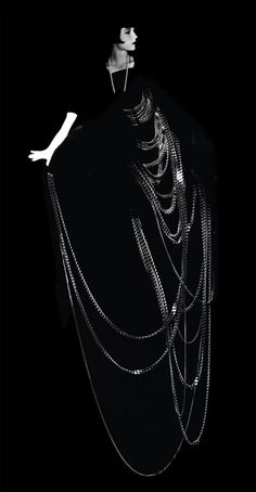 Agatha O | #ChantalThomass Fall/Winter 2014 Inspirations LOUISE BROOKS ( digital print ) by Rosie Emerson