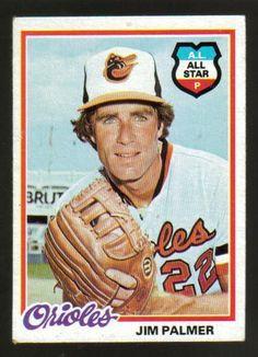 1978 topps baseball cards   Free Stuff: Jim Palmer 1978 Topps Baseball Card - Listia.com Auctions ...