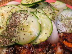 Cucumber Salad #salad