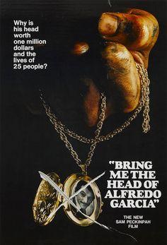 Quiero la cabeza de Alfredo García - Bring Me the Head of Alfredo Garcia (1974) | Festín de sudorosa violencia sinsentido...