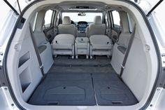 2011 Honda Odyssey Interior Dimensions