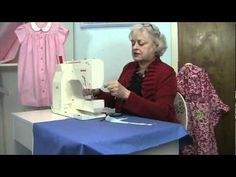 Piping - Part 1 - Cutting Bias series of videos by Lezette Thomason of Children's Corner Patterns