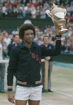 Arthur Ashe, American Athletes, American Sports, Black Actors, Black Celebrities, Celebs, American Tennis Players, Sport Tennis, Play Tennis