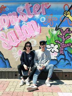 Korean Couple Fashion x