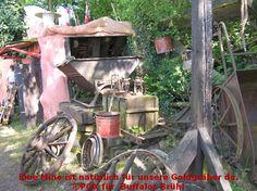 Die Mine des Country - und Western Clubs Buffalos aus 68782 Brühl - Germany
