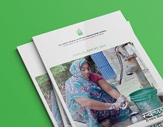 """Check out new work on my @Behance portfolio: """"AGA KHAN RURAL SUPPORT PROGRAMME INDIA - APR 2014-15"""" http://on.be.net/1KAOIYG"""