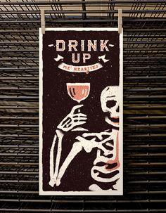 Drink Up Me' Hearties