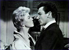 Doris Day and Cameron Mitchell in Love Me or Leave Me 1955