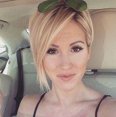 11 frisse kortere kapsels die het gezicht er stukken jonger uit laten zien! - Kapsels voor haar