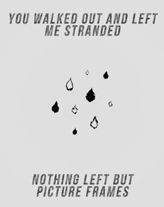 how'd we drift so far away from where we left off yesterday