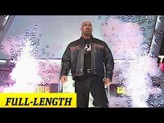 Goldberg's WWE Debut - YouTube