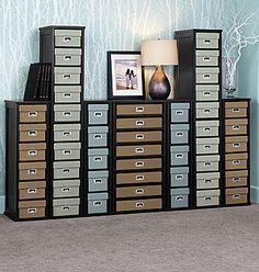 Margo Storage Collection - Shoe Box Storage Collections - Storage - Exposures Online