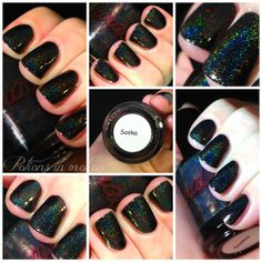Potions in motion: Chirality Polish - Black is the new Black