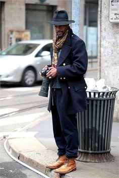 Vogue Italy / Vogue Black