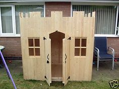 Children's play houses/playhouses | UK's no1 summerhouses