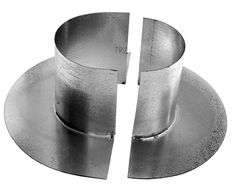 Nordfab Ducting 3237-2000-100000 QF Roof Flashing, 20' dia, Galvanized Steel *** Visit the image link more details.