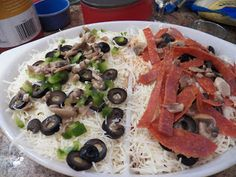 Sid's Sea Palm Cooking: Pizza Dip