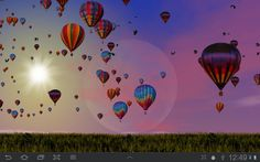 Fill the sky with colorful hot air balloons slowly floating in the air. Description from play.google.com. I searched for this on bing.com/images