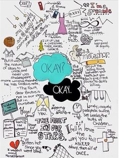 the fault in our stars ❤️ best book ever