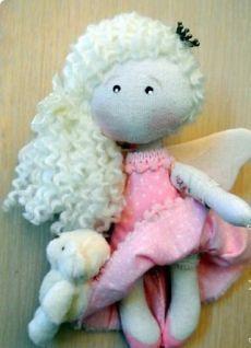 Куклы и игрушки своими руками