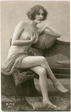 1930s adult models