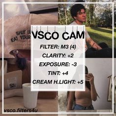 """253 Likes, 10 Comments - Vsco Filters Dαily (@vsco.filters4u) on Instagram: """"(bella)  Warm Filter ☁️  Looks best with anything, but mostly brown pictures ‼️  Click the link in…"""""""