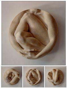 Cradle I, II and III by Tanya Ragir