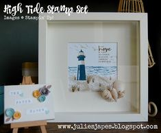 Julie Kettlewell - Stampin Up UK Independent Demonstrator - Order products 24/7: High Tide Stamp Set