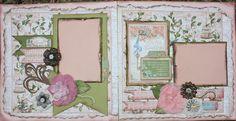 Graphic 45 Secret Garden