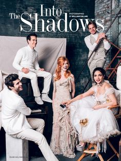 Dominic Sherwood and Shadowhunters cast for Bello Magazine Isabelle Lightwood, Jace Wayland, Shadowhunters Tv Series, Shadowhunters The Mortal Instruments, Matthew Daddario, Katniss Everdeen, David Castro, Clary Y Jace, Clary Fray
