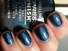 Maybelline Express Finish - New Year's Blues