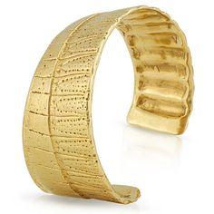 Armadillo Shell Cuff : Gogo Jewelry #Bracelet #Jewelry